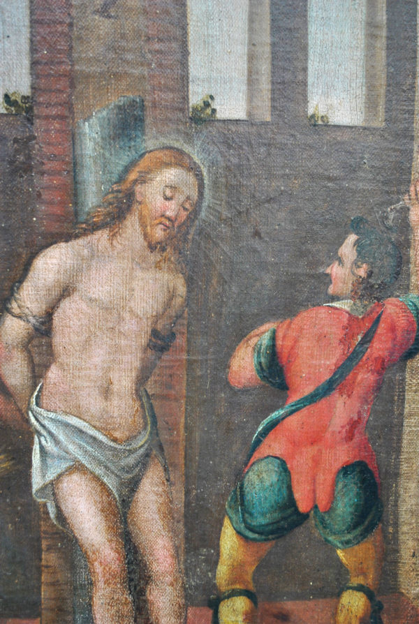 Flagellation du Christ 19eme