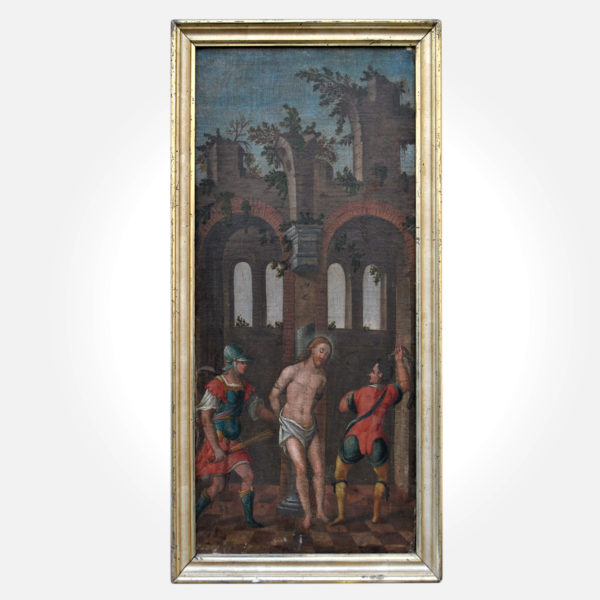 Flagellation du Christ 19eme siecle