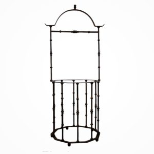 Wrought iron well 17th century