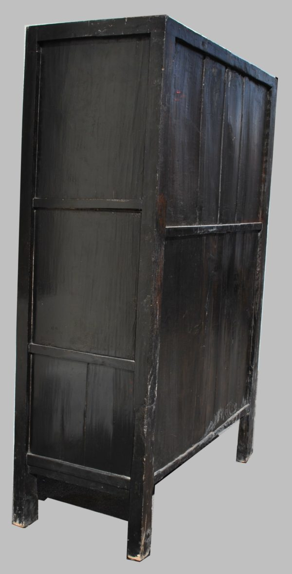 armoire Chine arriere 19eme siecle